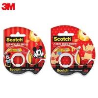 3M 스카치 디즈니 다용도 테이프 521D [00031724]