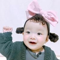 [유호랑] 소녀밴드+나비리본핀set
