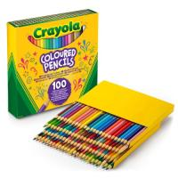 [크레욜라]일반색연필 100색