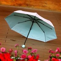 13000 동물그림자 투톤 삼단우산