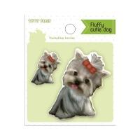 DA5451 fluffy cutie dog