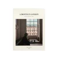 A MONTH IN LONDON 다이어리 ver.8