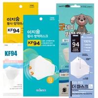 이지숨 KF94 국산 일회용 마스크 1매
