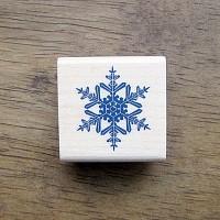 [패턴]크리스탈눈꽃(블루)