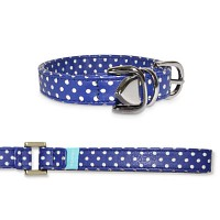 AUDREY COLLAR&LEAD SERIES_BLUE