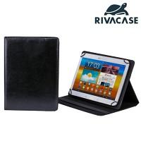 9~10.1형 태블릿 케이스 RIVACASE 3007 (아이패드3/4 & 아이패드에어 & 갤럭시탭10.1 & 갤럭시노트10.1 등 호환 / 거치대 / 고정 클립)