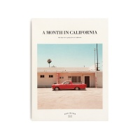 [오리지널커버] A MONTH IN CALIFORNIA ver.7