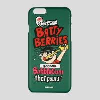 [어프어프] 하드케이스 Batty berries-green