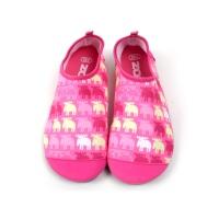 모즈 패턴 아쿠아슈즈 핑크