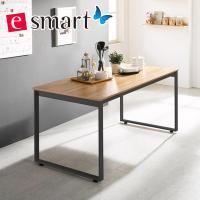 [e스마트] 스틸 테이블 1400x800 (사각다리)
