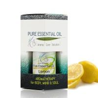 [ACS] 레몬 Lemon 에센셜오일, 10ml, 100% Pure, 수입완제품, Made in Austria