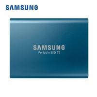 삼성전자 T5 포터블 250GB외장SSD 하드디스크/MU-PA