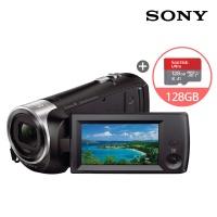 [정품e] 소니 핸디캠 HDR-CX405 캠코더+128GB 패키지