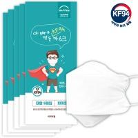 국내생산 / 아빠가 만든 KF94마스크 대형5매입 / 50매