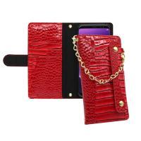 체인 크로커다일 핸드백형 다이어리(LG폰시리즈)