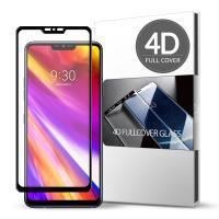 스킨즈 LG G7 4D 풀커버 강화유리 필름 (1장)