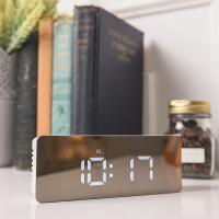 오리엔트 OT1591WL 스틱 화이트LED 디지털탁상시계