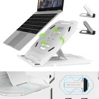 노트북 거치대 접이식 받침대 각도조절 스탠드 클록