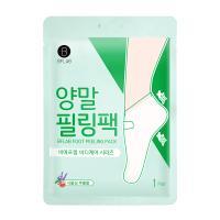 비에프랩 발꿈치 양말 필링팩2매입 발뒤꿈치각질관리