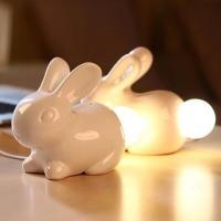 토끼 인테리어 저금통 무드등 무드램프
