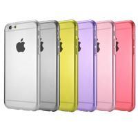 SLIM CLEAR JEELY CASE(아이폰6플러스/5.5형)