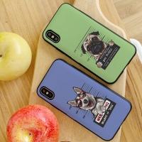 아이폰8플러스 원티드도그 카드케이스