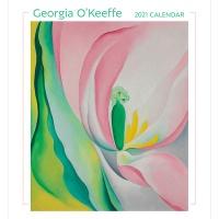 2021년 캘린더 Georgia O'Keeffe