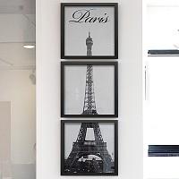 에펠탑 3P세트 - Soho프레임