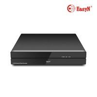 EasyN 네트워크 카메라 녹화 저장장치 8채널 NVR ESN-VR2 PoE (8대 동시 녹화 및 모니터링 / HDMI + VGA 동시 출력 / HDD 연결가능)