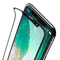 [Mcdodo] 3D 소프트 엣지 아이폰X 강화유리