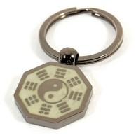 전통문양열쇠고리(태극과팔괘)
