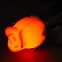 LED 한송이장미 (소)  레드