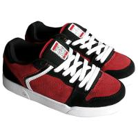 [YOUTH] KSL DOS YOUTH (Black/White/Red)