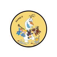 디즈니 겨울왕국 파스텔 스마트톡 올라프옐로우
