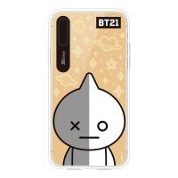 BT21 iPhoneX 반 미러 라이팅 케이스 (Hybrid)