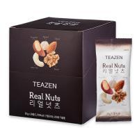 티젠 리얼 넛츠 20봉입 (하루한봉 프리미엄 견과)