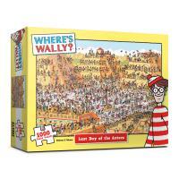 (알록퍼즐)월리를찾아라 아즈텍에서의마지막날 AL3302