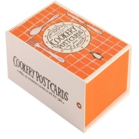 Cookery Postcards from Penguin : 100 Cookbook Covers in One Box