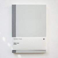 [스크래치 특가] 백상점 FREE YEAR DIARY_light gray (다이어리)