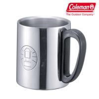 콜맨(Coleman) 정품 더블 스테인레스 머그 300(블랙)[170A5023]