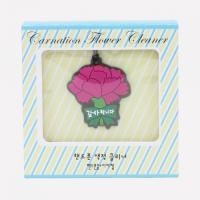 카네이션 핸드폰 액정 클리너(꽃)