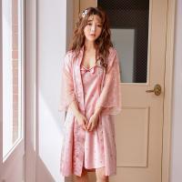 [쿠비카]체리 앙상블 투피스 여성잠옷 W464
