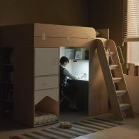 하우스 애견집 1인실 가정용 독서실책상 풀세트