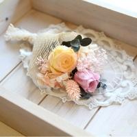 납골당(추모)꽃-옐로&핑크로즈