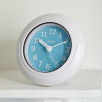 오리엔트욕실방수시계블루OT1536WB