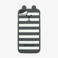 크래프트홀릭 Shell Cover for iPhone7 (GRAY BORDER)