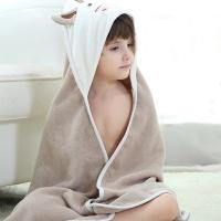 [클라모프] 주니어 아기소 목욕가운