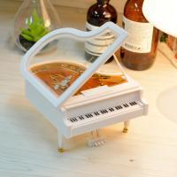 피아노 오르골 장식품