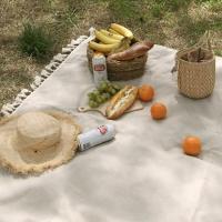 피크닉매트 - Basic Linen