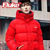[플루크 패딩] 라센피크 헤비 패딩 점퍼 레드 FPJ1502-RED FLUKE 15FW